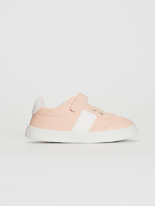 Pembe Kız Bebek Sneaker 0SN159Z1 LC Waikiki