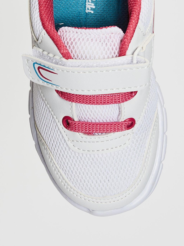 LC Waikiki Beyaz Kız Bebek Spor Ayakkabı