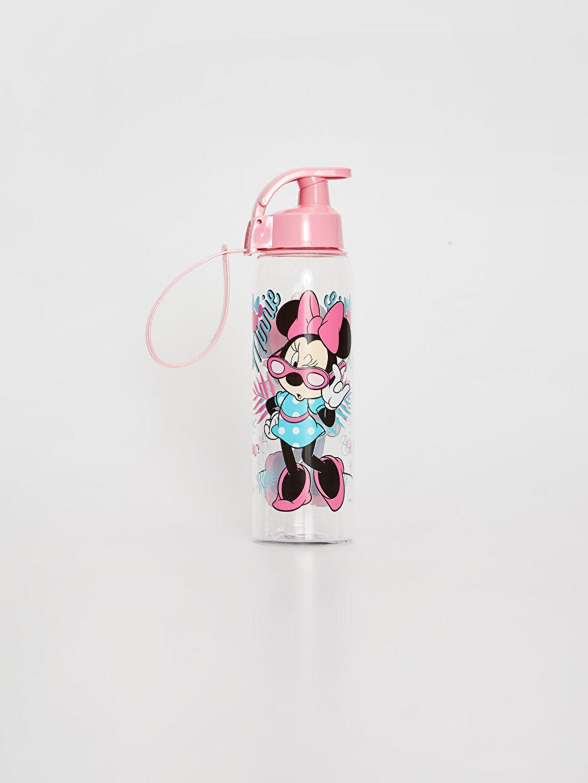 Pembe Kız Çocuk Minnie Mouse Lisanslı Suluk 0SQ151Z4 LC Waikiki