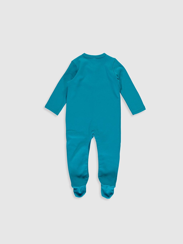 %100 Pamuk Standart Tulum Kız Bebek Pamuklu Tulum