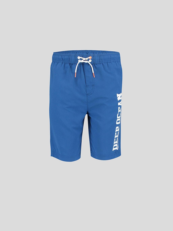 Mavi Mavi Yüzme Şortu 6Y4710Z6 LC Waikiki