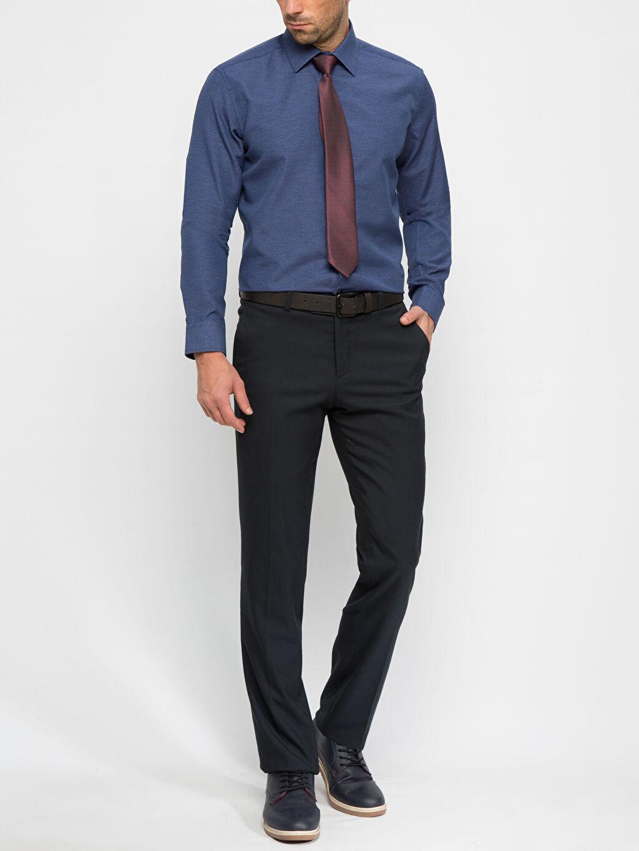 Erkek Uzun Kollu Gömlek