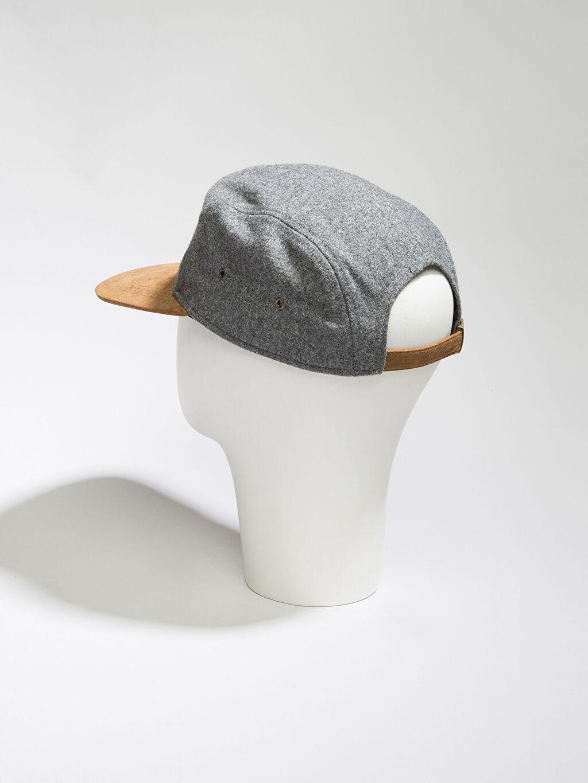 Erkek Gri Şapka