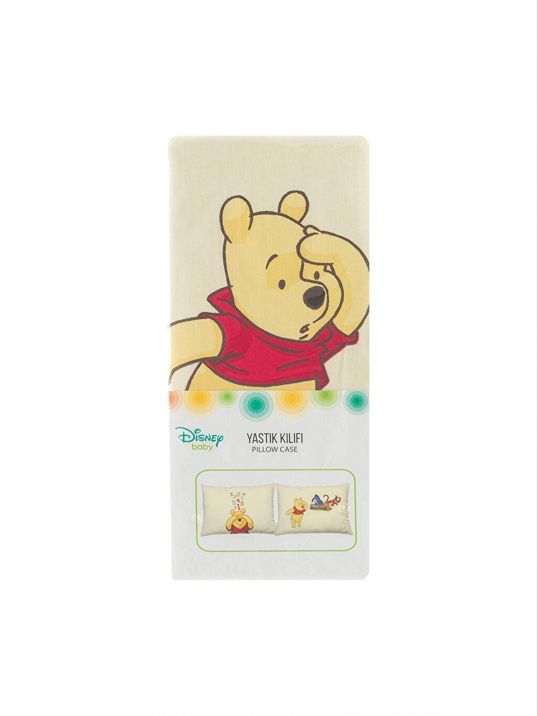 %100 Pamuk Winnie the Pooh Yastık Kılıfı 2'li