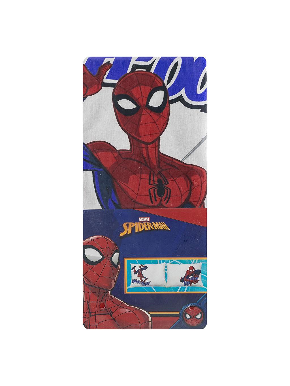%100 Pamuk Spiderman Lisanslı Yastık Kılıfı 2'li
