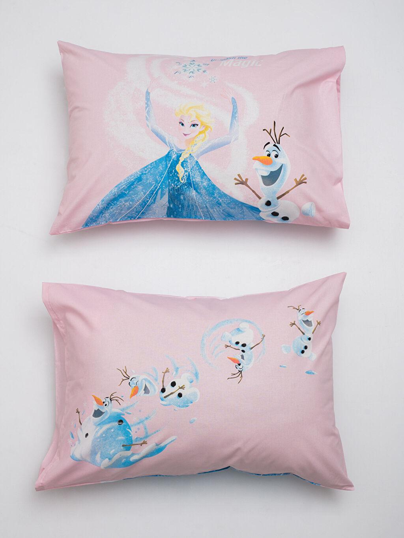 Elsa Lisanslı Yastık Kılıfı 2'li