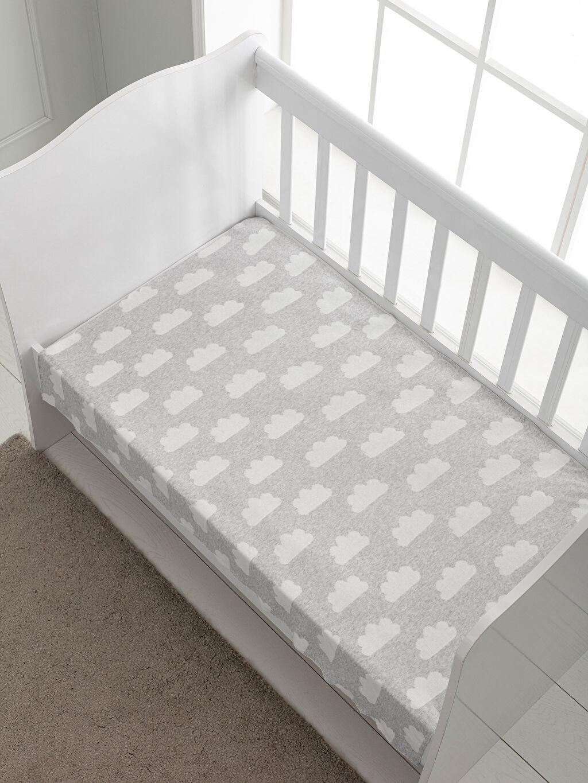 %100 Pamuk  Bebek Baskılı Battaniye
