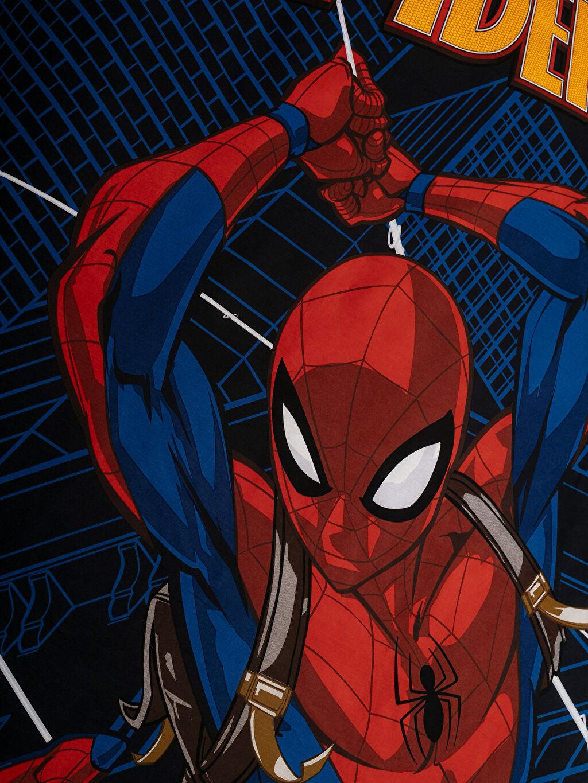 %100 Pamuk Spiderman Lisanslı Çocuk Nevresim Takımı