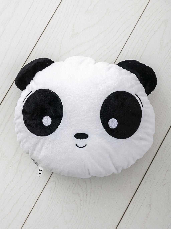Pelüş Panda Kırlent