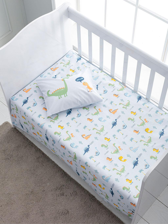 %100 Pamuk Bebek Nevresim Bebek Nevresim Takımı