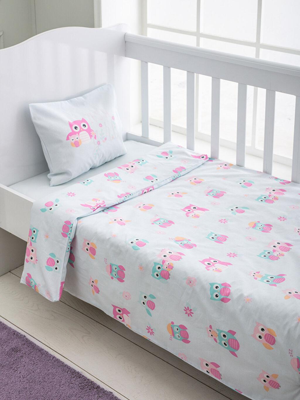 Çok Renkli Kız Bebek Nevresim Takımı 9WQ622Z1 LC Waikiki