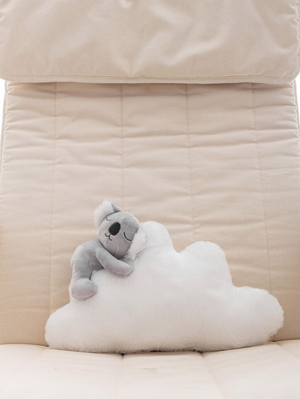 %100 Polyester  Pelüş Koala Kırlent