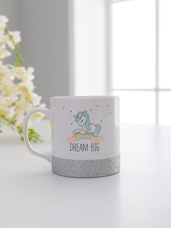 Unicorn Porselen Kupa
