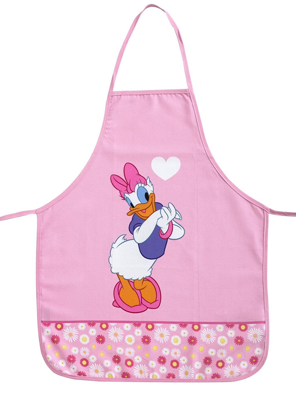 %100 Pamuk  Daisy Duck Lisanslı Mutfak Önlüğü