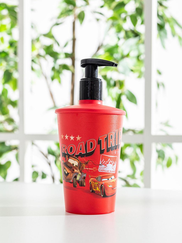 Kırmızı Arabalar Lisanslı Sıvı Sabunluk 9WB774Z4 LC Waikiki