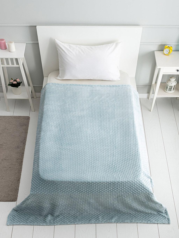 %100 Polyester Tek Kişilik Battaniye Tek Kişilik Battaniye