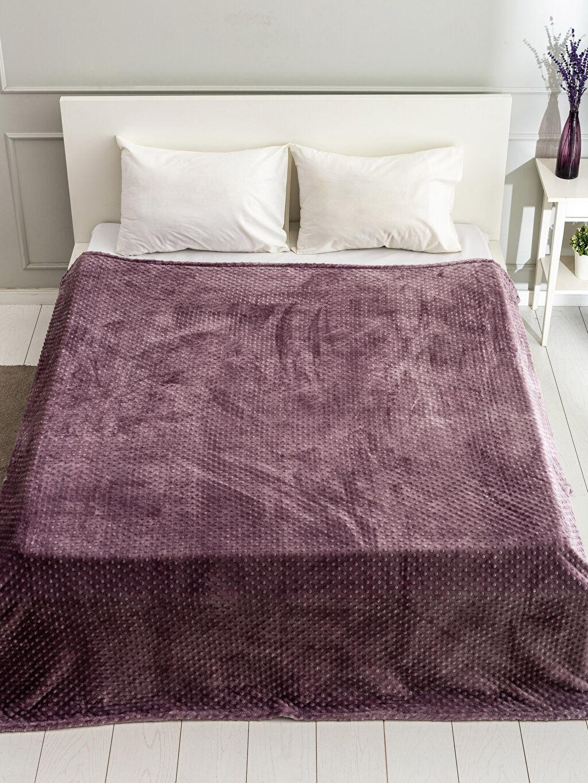 %100 Polyester Çift Kişilik Battaniye Çift Kişilik Well Soft Battaniye