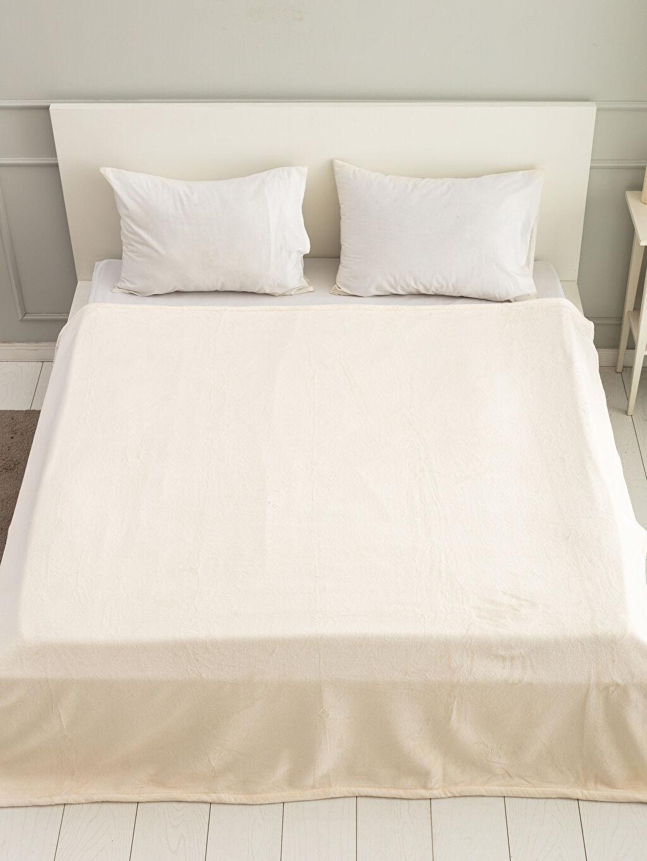 %100 Polyester Çift Kişilik Battaniye Well Soft Battaniye