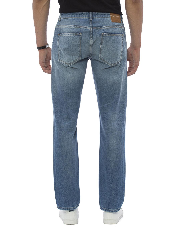 %100 Pamuk Jean Normal Jean Pantolon