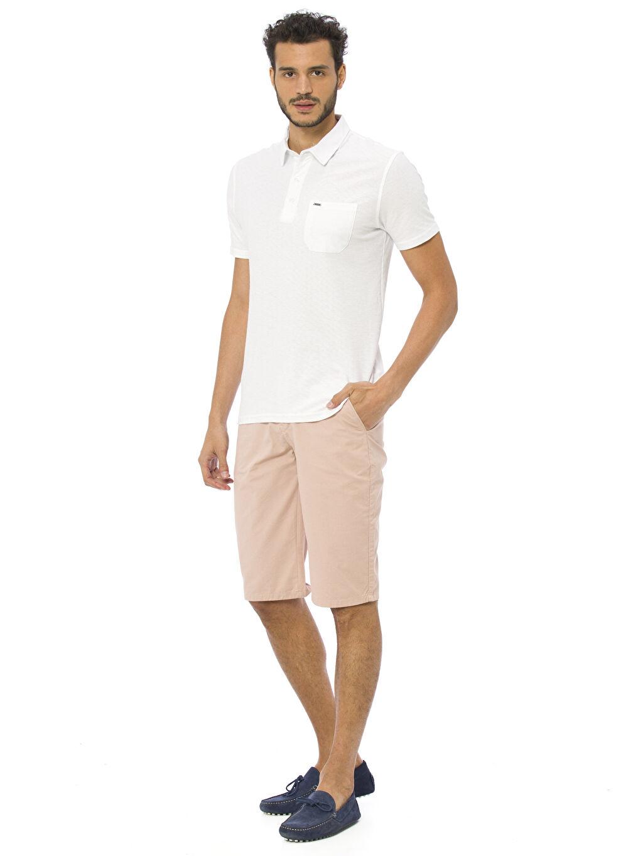 Erkek Kısa Kollu Polo Tişört