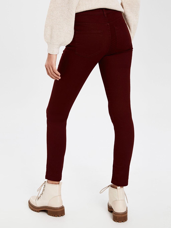 Kadın Bilek Boy Dar Pantolon