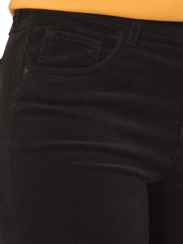 %98 Pamuk %2 Elastan Skinny Kadife Pantolon