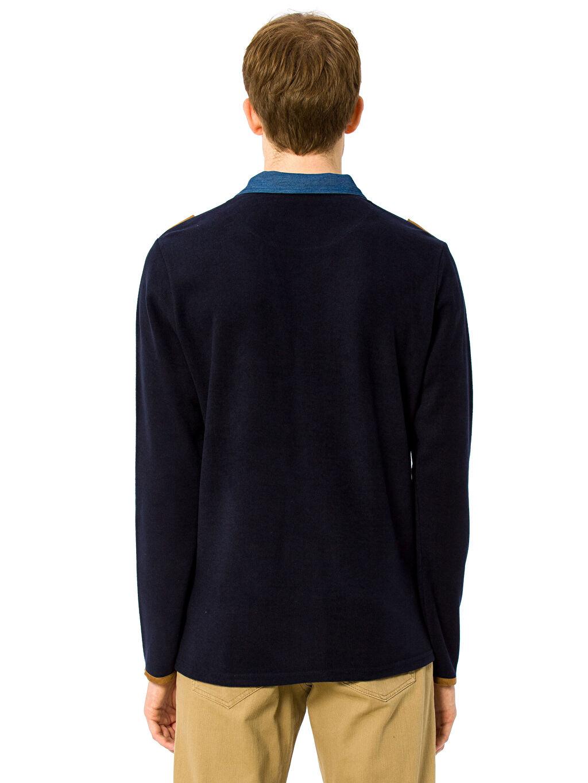 %48 Polyester %21 Viskoz %31 Akrilik Dar Baskılı Tişört Polo Yazı Baskılı Tişört