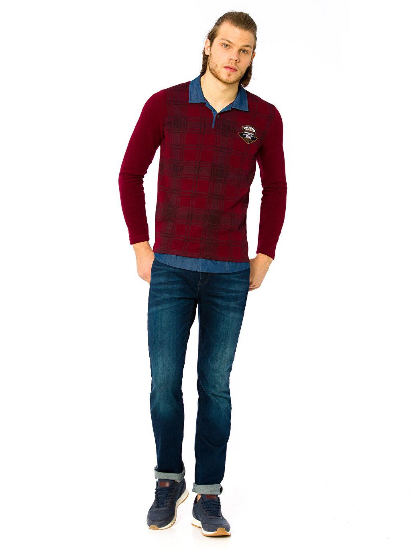 Erkek Polo Yaka Tişört