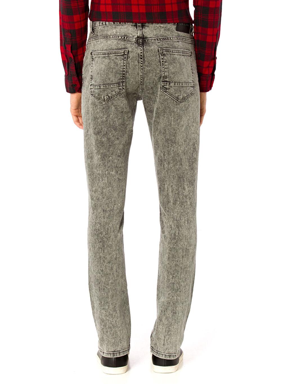 %98 Pamuk %2 Elastan Normal Bel Dar Skinny Jean Pantolon
