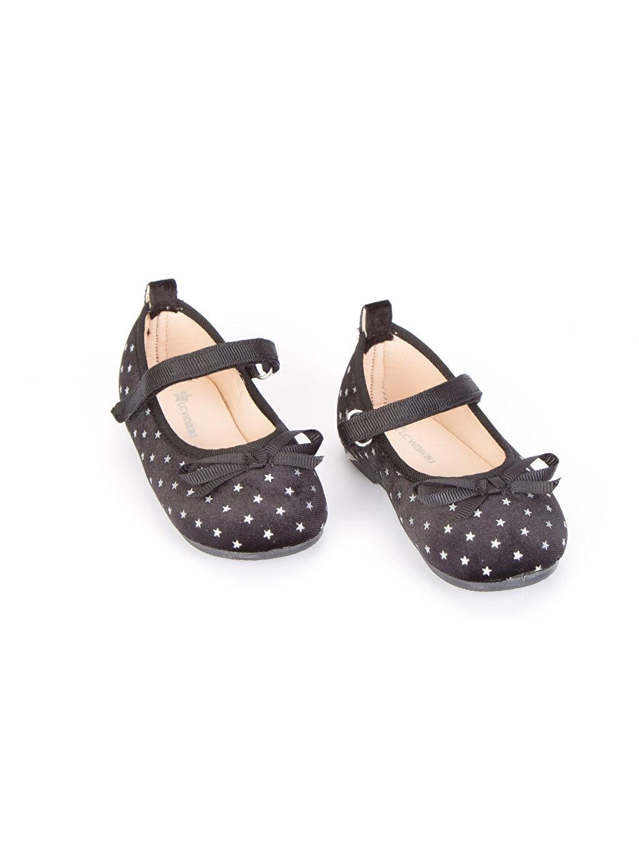 Tekstil malzemeleri Ayakkabı Kız Bebek Kadife Babet Ayakkabı