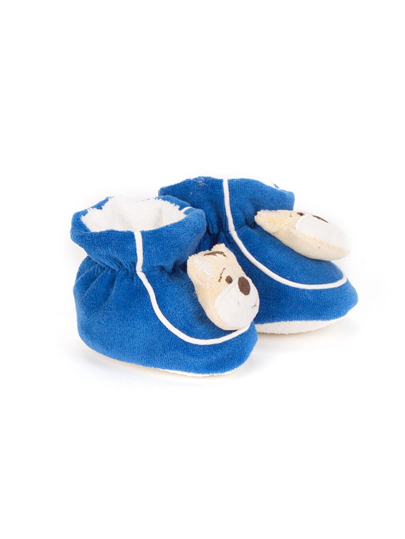 Mavi Yenidoğan Polar Ayakkabı 7K7067Z1 LC Waikiki