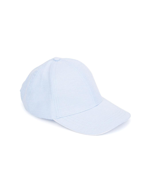 Mavi Şapka 8S2449Z8 LC Waikiki