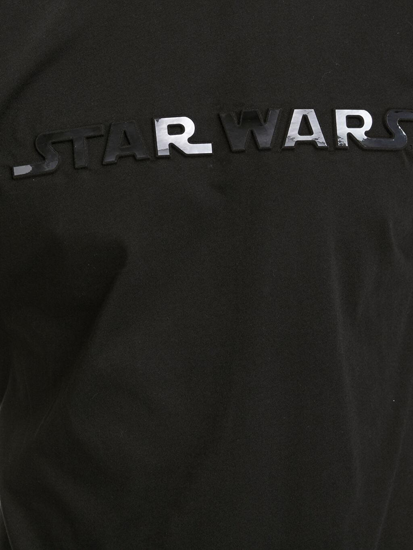 %100 Pamuk Star Wars Bisiklet Yaka Kısa Kollu Tişört