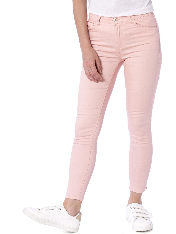 Kadın Super Skinny Pantolon