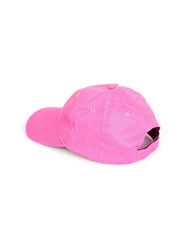 Kadın Nakışlı Pamuklu Şapka