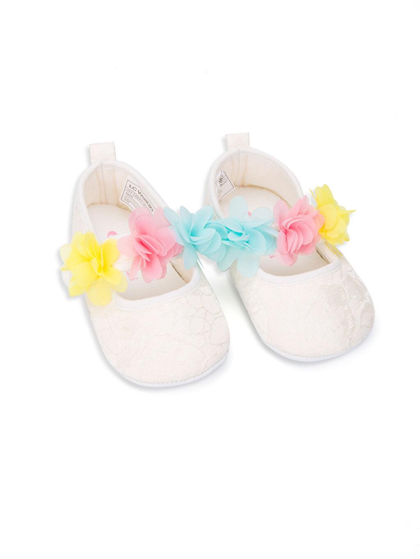 Kız Bebek Ayakkabı ve Bandana