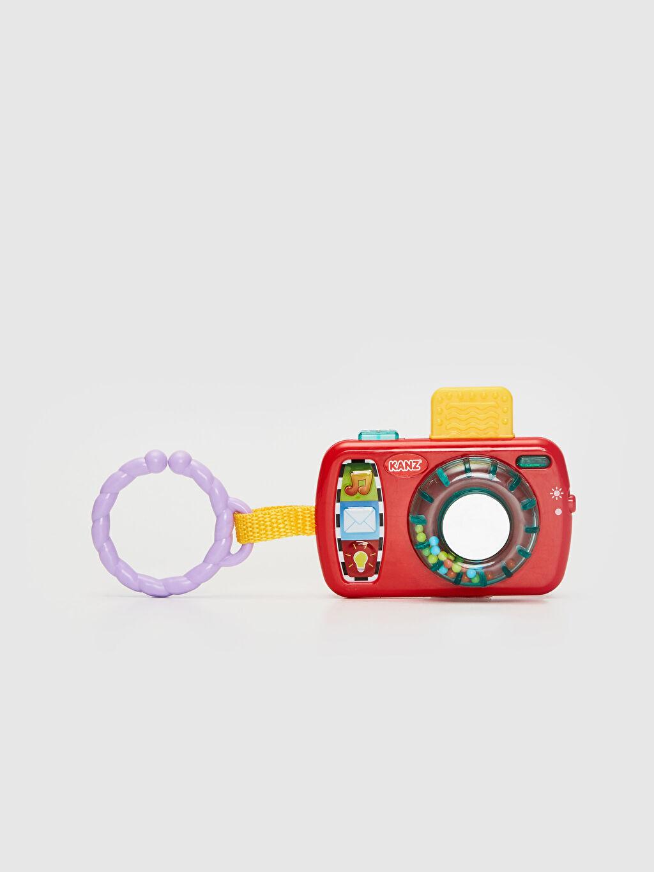 %100 Plastik  Kanz Eğitici Oyuncak İlk Kameram