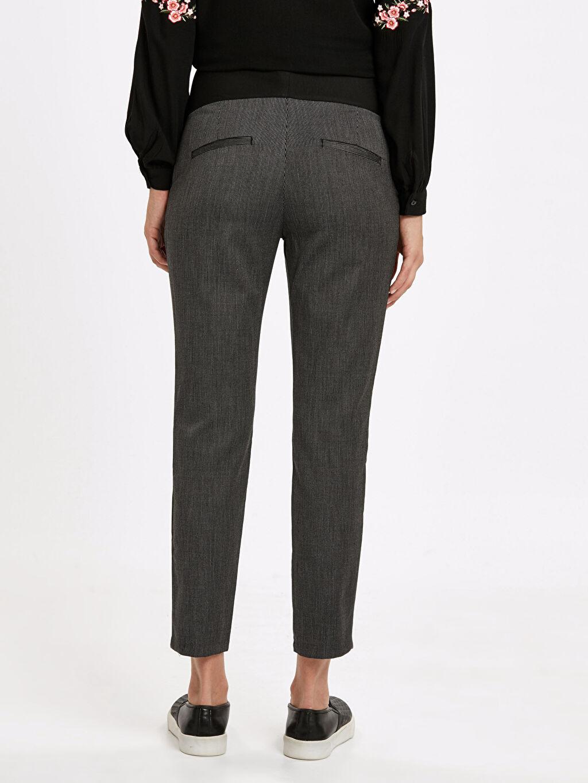 Kadın Jakarlı Skinny Hamile Pantolon