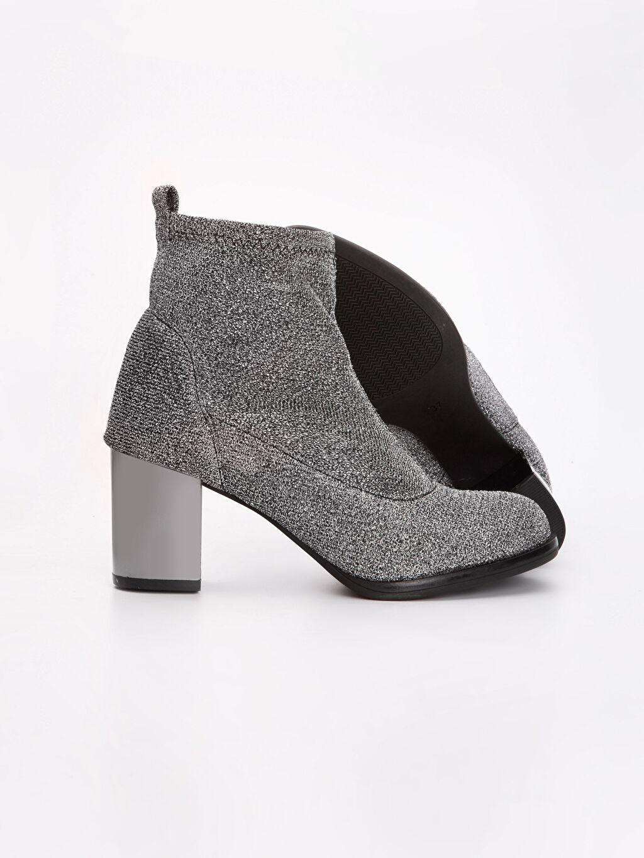 Kadın Kadın Topuklu Çorap Bot