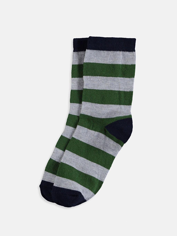 Erkek Çocuk Erkek Çocuk Soket Çorap 7'li
