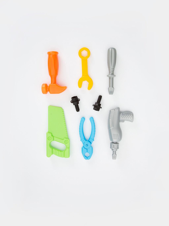Plastik Oyuncak El Çantası Oyuncak Seti