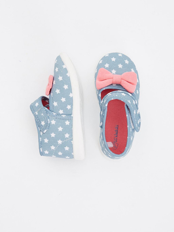 Tekstil malzemeleri Ayakkabı Kız Bebek Baskılı Ayakkabı