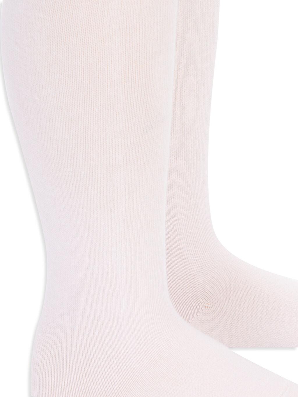 8W2799Z1 Kız Bebek Külotlu Çorap 2'li