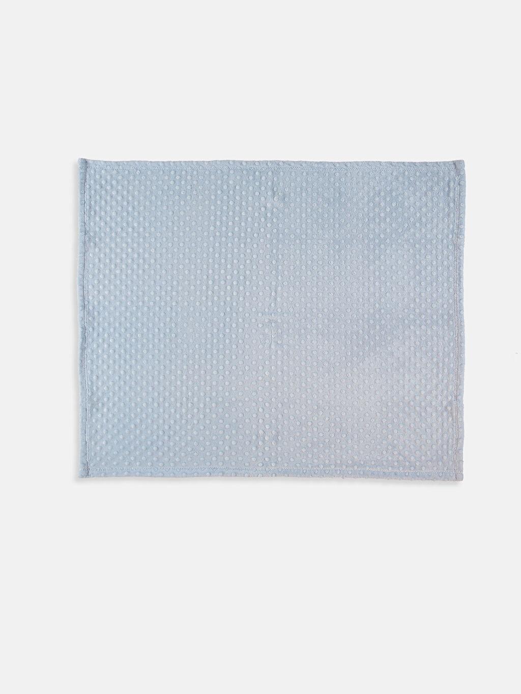 Mavi Erkek Bebek Kalın Pelüş Battaniye 8W5484Z1 LC Waikiki