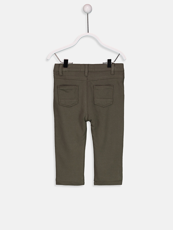 %100 Pamuk %100 Pamuk Normal Normal Bel Erkek Bebek Pamuklu Pantolon