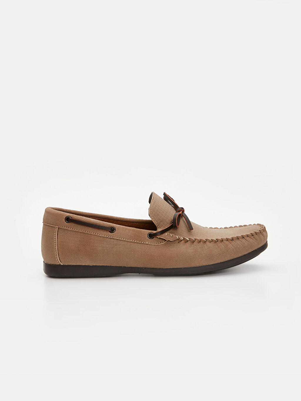 Bej Erkek Loafer Ayakkabı 9S5992Z8 LC Waikiki