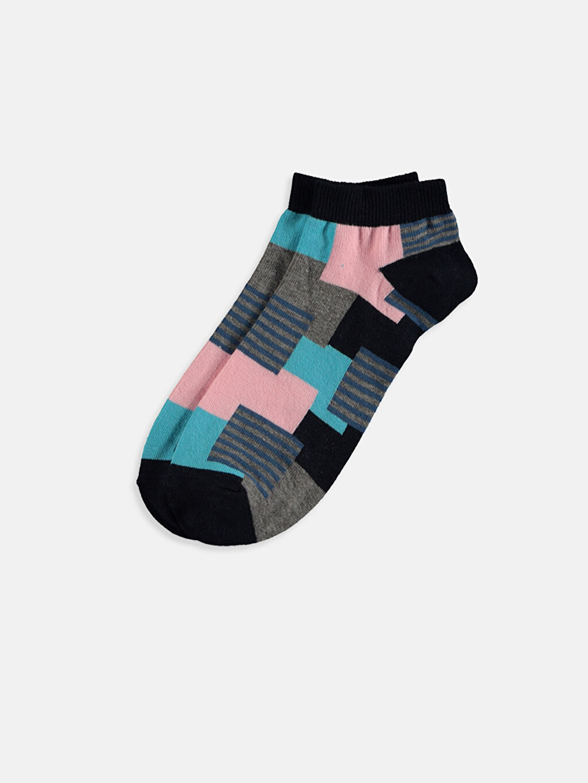 Erkek Patik Çorap 3'lü
