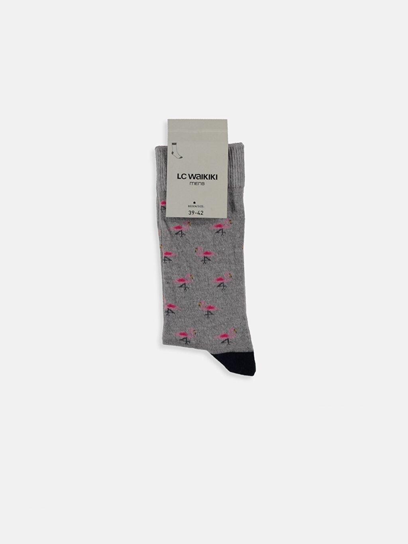 Yeşil Soket Çorap 9S6904Z8 LC Waikiki
