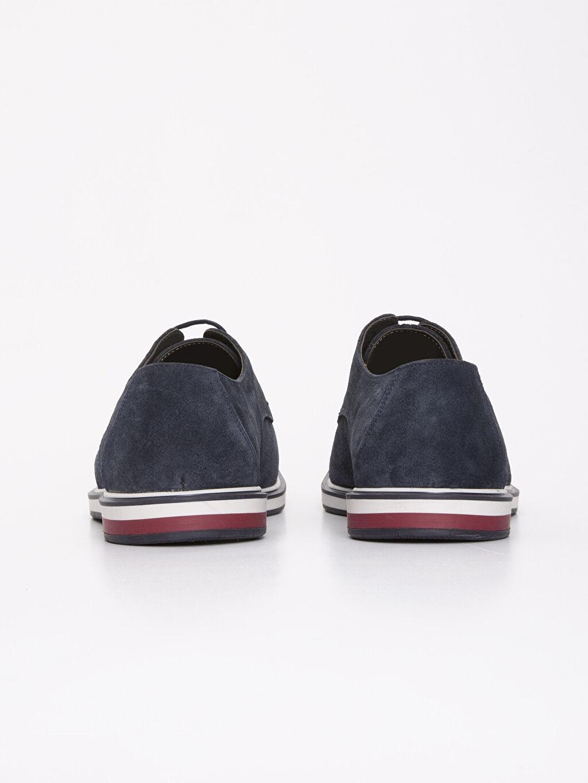 Erkek Deri Derby Ayakkabı