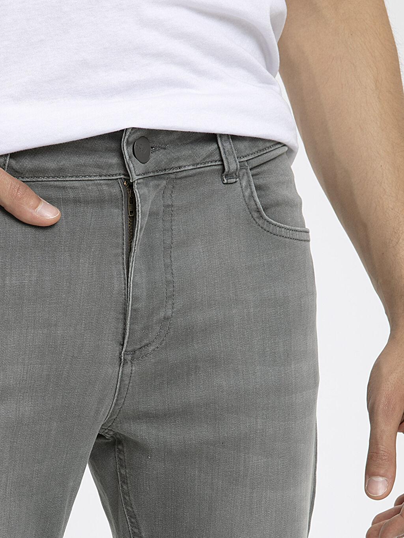 %82 Pamuk %15 Polyester %3 Elastan 760 Skinny Fit Jean Pantolon